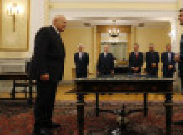 Yunanistan'ın yeni Başbakanı Aleksis Tsipras