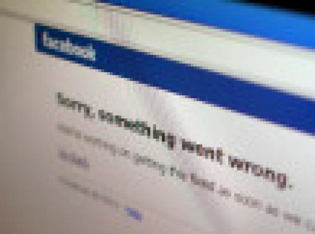 Facebook ve Instagram'a ulaşılamadı