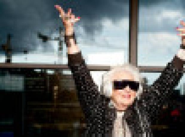DERGİ - Yaşlılığa meydan okuyan insanlar