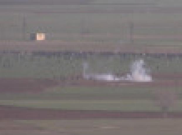 Türkiye'den Kobani'ye geçmeye çalışanlara göz yaşartıcı gaz
