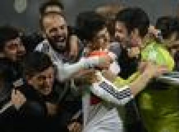 Beşiktaş, Liverpool'u penaltılarla eledi