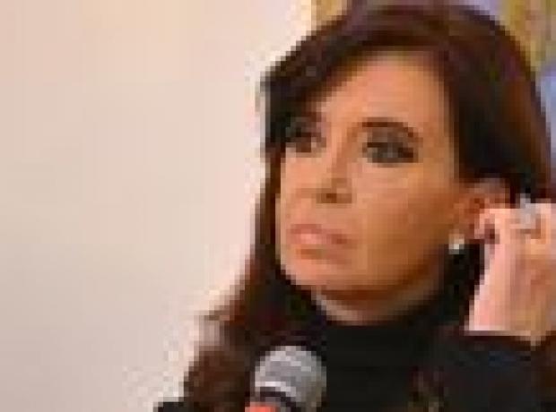 Arjantin lideri hakkındaki suçlamalar düştü