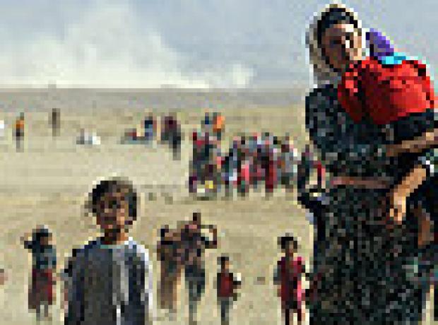 'IŞİD, Irak'ta azınlıklara soykırım yapıyor'