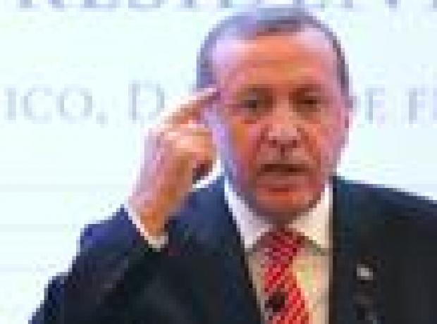 Erdoğan: Vatanı satmak yüksek faizle olur