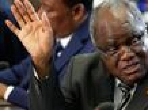 Namibya'nın eski liderine 5 milyon dolarlık 'başarı ödülü'