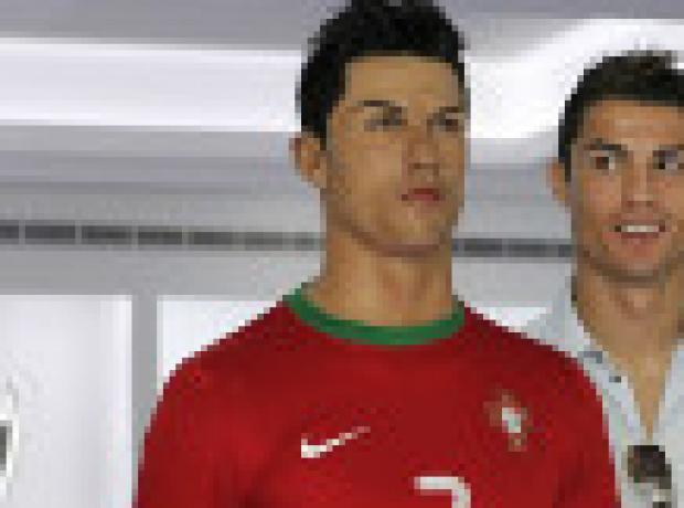 Ronaldo mumyasına özel bakım yaptırıyor