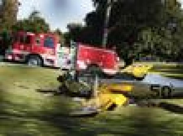 Harrison Ford uçak kazasında yaralandı