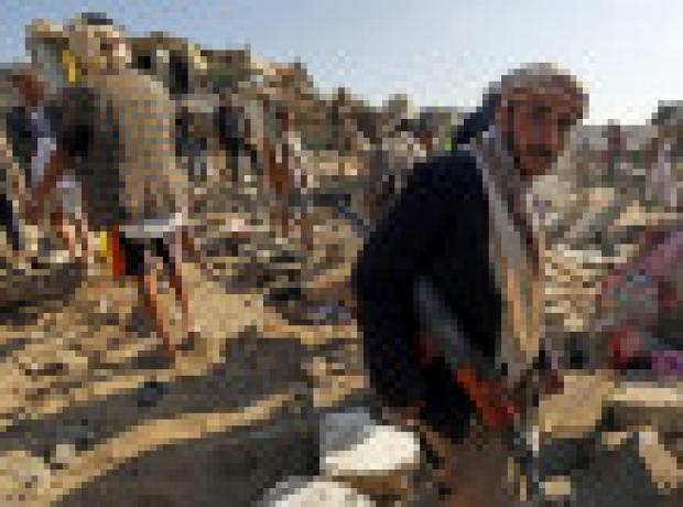 Yemen: Hava saldırıları en kısa sürede bitmeli