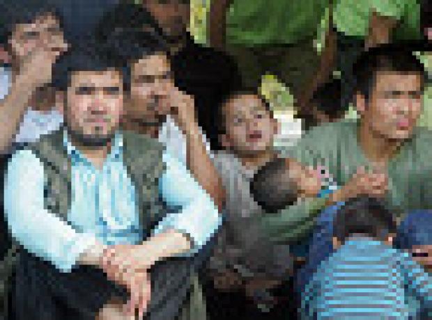 Türkiye pasaportu verilen Uygurlar serbest bırakılmadı