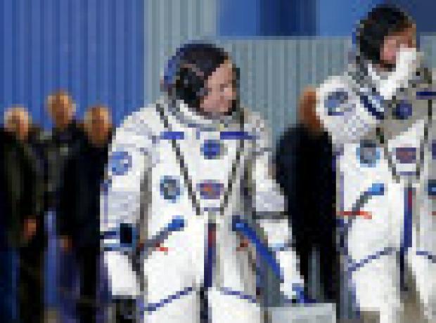 Uluslarası Uzay İstasyonu'nda en uzun kalış rekoru