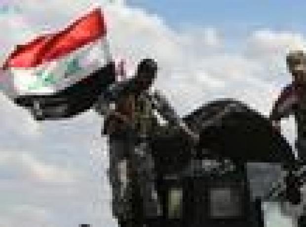 Irak ordusu Tikrit'te ABD desteğiyle ilerliyor