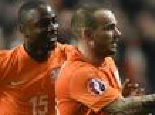 Hollanda basını: Türkiye dramını Sneijder engelledi