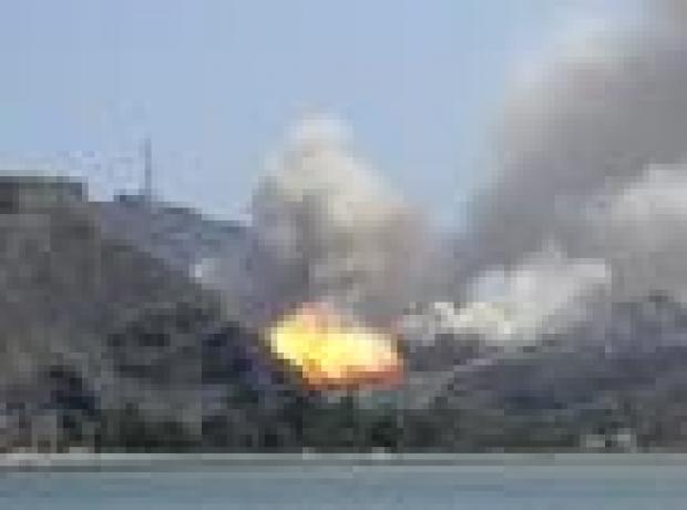 Yemen'de mülteci kampı yakınına saldırı: En az 40 ölü