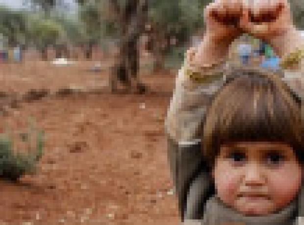 Viral olan Suriyeli kız fotoğrafını çeken Türk fotoğrafçı anlatıyor