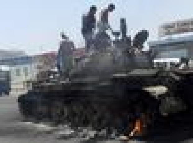 Yemen'de Aden kenti için çatışmalar şiddetleniyor