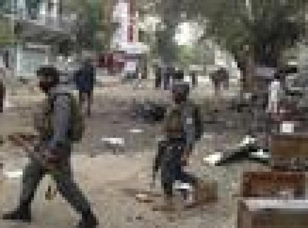 Afganistan'da bankaya intihar saldırısı: 33 ölü
