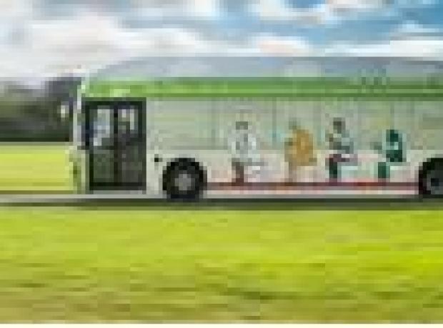İnsan dışkısıyla çalışan otobüs 'kokmuyor'