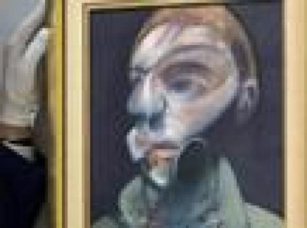 Yeniden keşfedilen Francis Bacon portreleri açık artırmayla satılacak