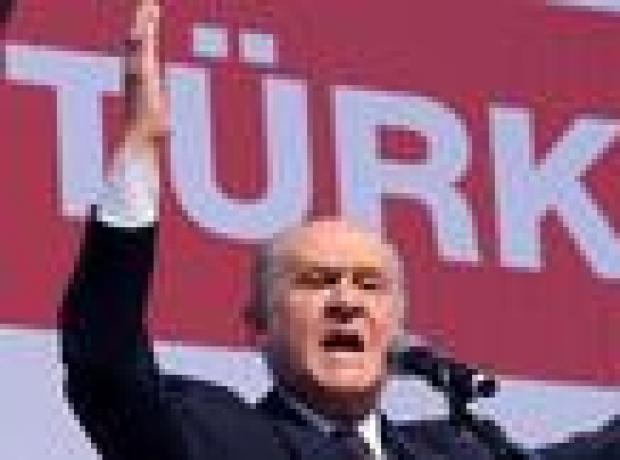 MHP'nin seçim beyannamesi açıklandı