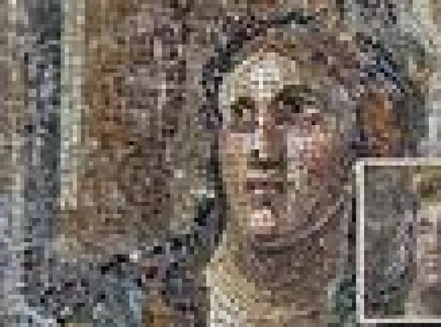 Hatay Arkeoloji Müzesi'nde mozaik tahribatı
