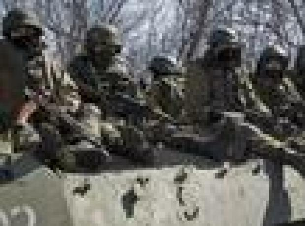 'Ukrayna'da yakalananlar Rus askeri'