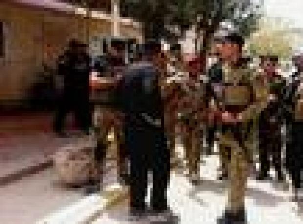 Irak ordusu Ramadi'yi geri almak için operasyon başlattı