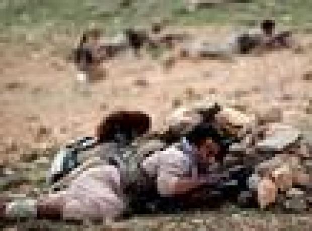 İran sınırındaki PKK-KDPİ çatışmasında 2 peşmerge öldü