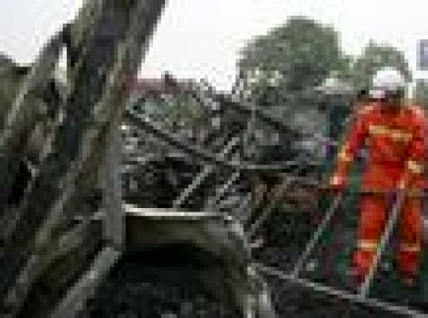 Çin'de huzurevinde yangın: 38 ölü