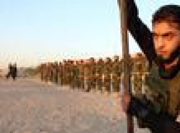 Irak ordusundan Anbar'da IŞİD harekatı