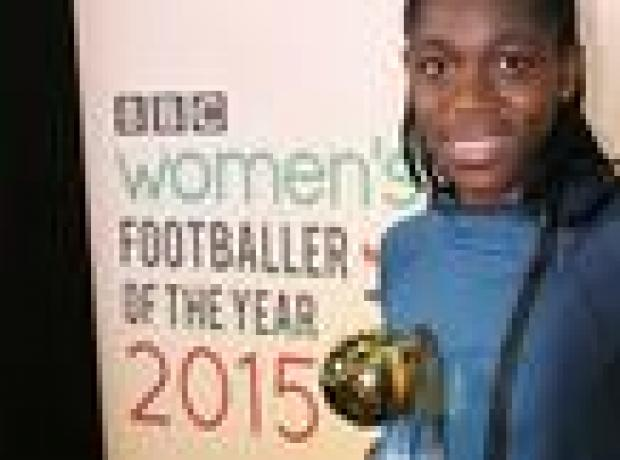 BBC Yılın Kadın Futbolcusu: Asisat Oshoala