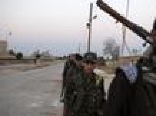 'YPG Suriye'de Hristiyan köylerini IŞİD'den geri aldı'