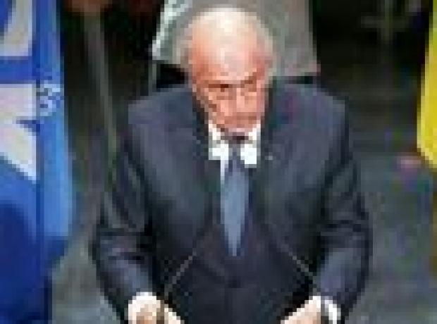 Blatter: Herkesi, her an denetleyemem