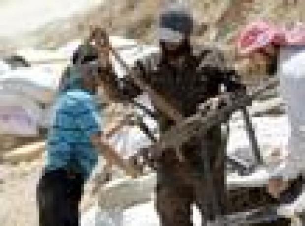 Suriye'de rejimin İdlib'deki son kalesi düştü
