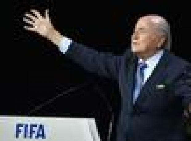 Sepp Blatter: FIFA'ya nefret kampanyası başlattılar