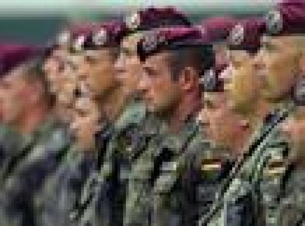 ABD, K.Irak'taki Alman askerlerine istihbarat desteği vermiyor