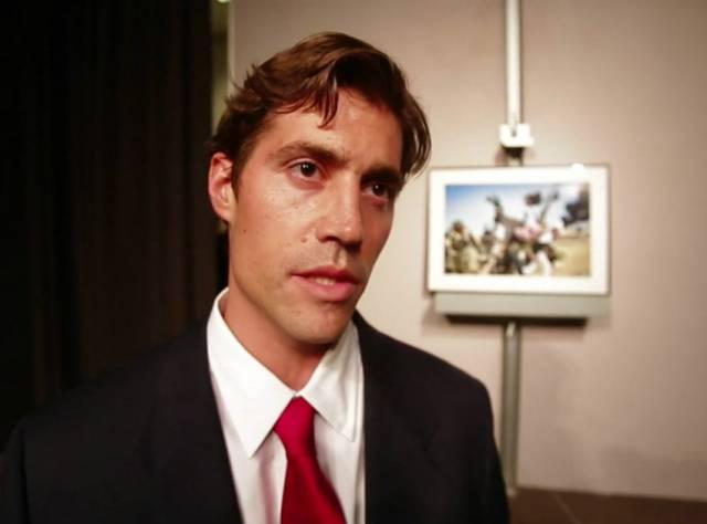Gazeteci Foley BBC'ye konuşmuştu