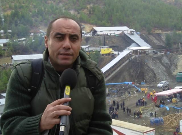Ermenek'te mahsur kalan madencilere ulaşılmaya çalışılıyor