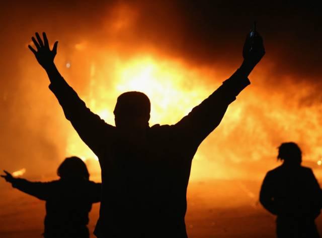 Ferguson protestoları: Jüri kararına büyük öfke