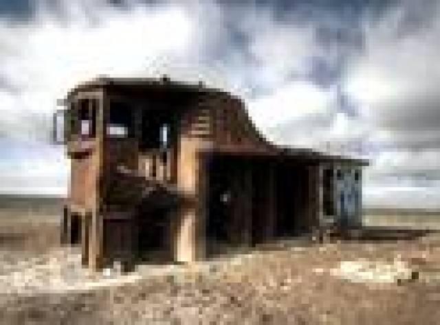 Dev gölden susuz çöle dönüşen Aral