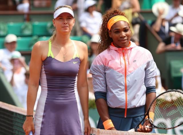 Sharapova'dan da Destek Geldi