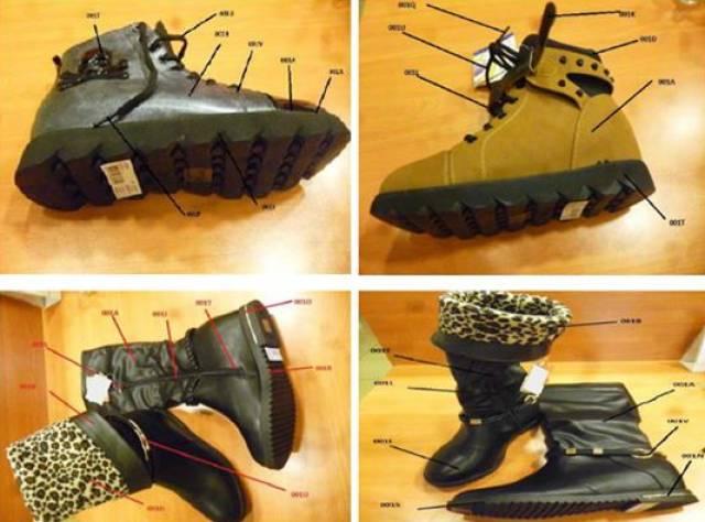 İşte O Ayakkabılar!