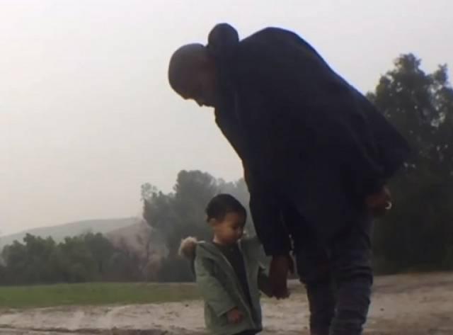 Yeni Video: Kanye West