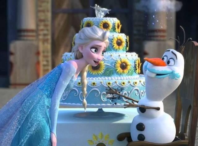 """""""Frozen Fever"""" Fragmanı Geldi!"""