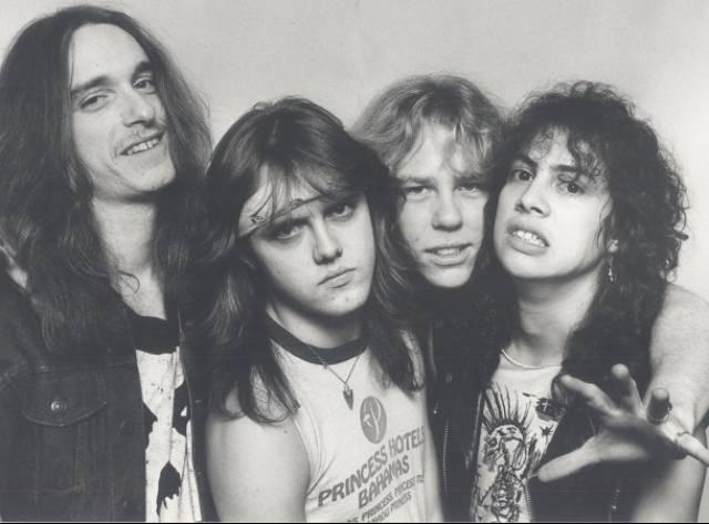 Metallica Eski Sandıkları Açtı