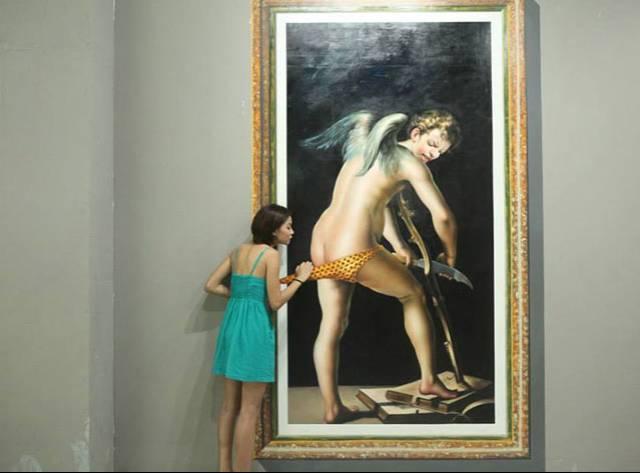 Bu Müzenin Tek Derdi Eğlence!