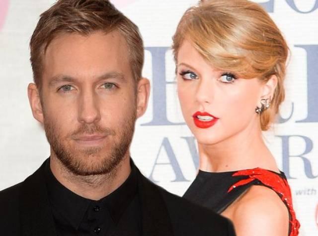 Calvin Harris ve Taylor Swift El Ele