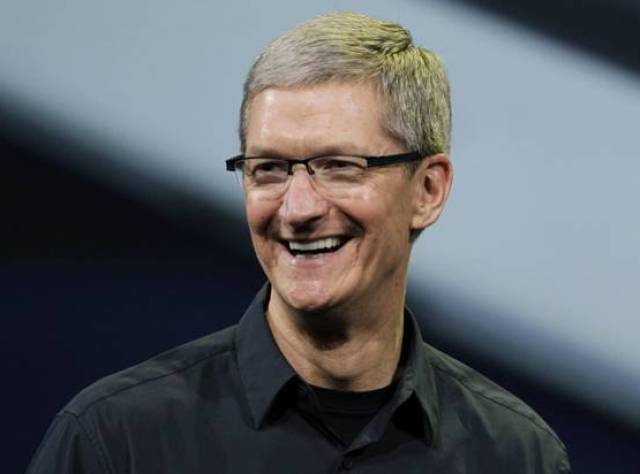 Apple CEO'sundan İlginç Karar