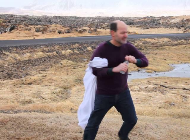 İzlanda'da Su İçmek Adlı Çalışma!