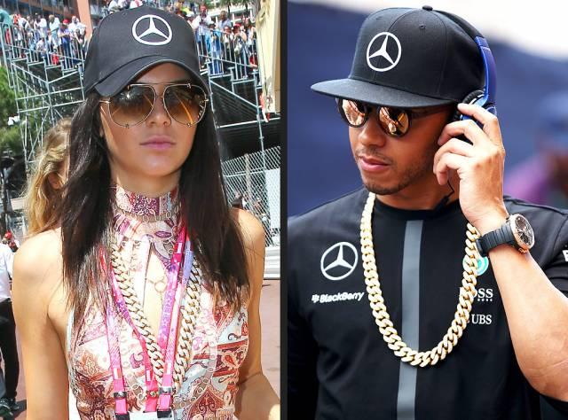Kendall ve Lewis Beraber mi?