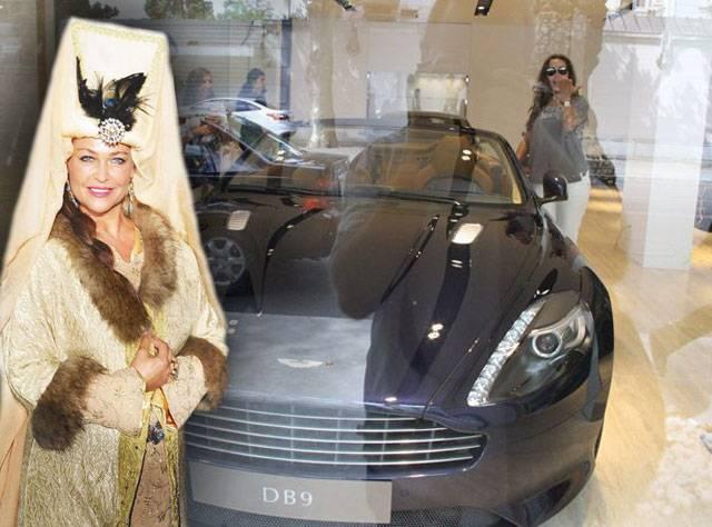 Milyon Dolarlık Aston Martin'in Peşinde!